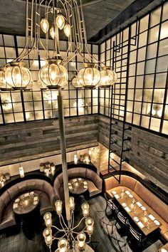 Lily & Bloom- outstanding Bar & Restaurant in Hong Kong – selections from the cocktails & bar food specialties