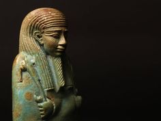 Ancient Egyptian Shabti for Horinebesh   From a unique collection of antique and modern antiquities at https://www.1stdibs.com/furniture/folk-art/antiquities/