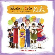 Kids 2013 Wall Calendar