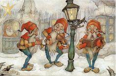 Anton Pieck Christmas Carol - Google zoeken
