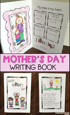 A super cute book for your students to write and create fun answers that will be a keepsake for years to come!