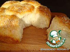 "Хлеб ""Ромашка"" – кулинарный рецепт Muffin, Breakfast, Recipes, Food, Morning Coffee, Recipies, Essen, Muffins, Meals"