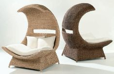 Modern outdoor furniture from Equator Homewares