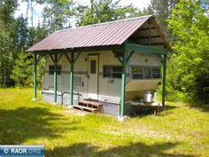 Bug out trailer shelter
