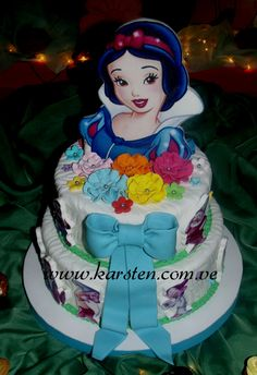 Torta de Blancanieves