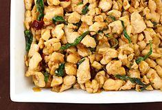 Thai Basil Chicken (Gai Pad Krapow) | gimmesomeoven.com