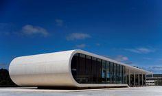 Terminal Rodoviário em Rio Maior / Domitianus Arquitectura