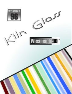 Wissmach has a new fusable glass catalog for all you hot glass folks.