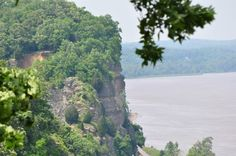Trail of Tears State Park, Cape Girardeau, Missouri ~ along the Mississippi River in the bootheel of Missouri