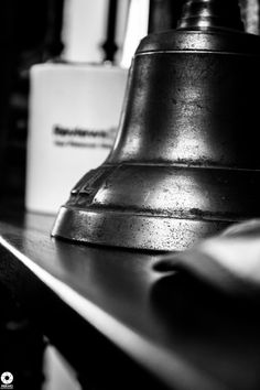 """Ring the bell"" by Gurpreet Singh on 500px #bell #black and white #blackandwhite #exposure #under exposed #gsmeraki"