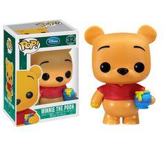 Figurine pop Winnie l'Ourson (Winnie the Pooh) - Winnie l'Ourson (Winnie the Pooh) - Funko Pop! Figurine Pop Disney, Pop Figurine, Figurines Funko Pop, Funko Figures, Disney Figurines, Funk Pop, Disney Pop, Disney Winnie The Pooh, Pop Vinyl Figures