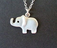 New Fashion Women's Simple New Arrival Elephant Necklace Elephant Pendant Good Luck Elephant Jewelry Elephant charm Kids jewelry