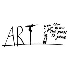 Art - Dan Perjovschi