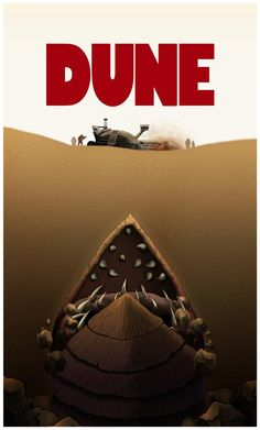 Dune meets Jaws