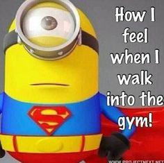 Too funny!! Love the minions!!