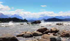 Tarde en Bariloche... algo fresco y ventoso!