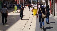 Mexico City in October