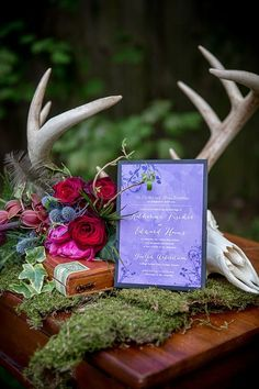 When you have a beautiful location, the sky is the limit when it comes to decor.  Take today's gorgeously styled shoot in Ontario.  With a fairytale theme, the vendors went to town with whimsical deco