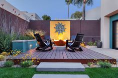 Deck Decorating Ideas – The best ideas always can make your house look awesome and beautiful to look and enjoy, some of best ideas exactly can make some view inside and outside your house will looking so perfect too, like this best ideas of deck decorating ideas, even the deck are sets on the o...