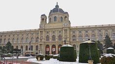 Vienna/Kunsthistorisches Museeum Vienna, Louvre, City, Building, Travel, Voyage, Buildings, Viajes, Traveling