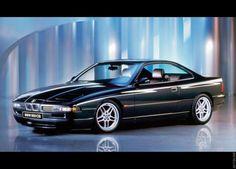 1989 BMW 8 Series