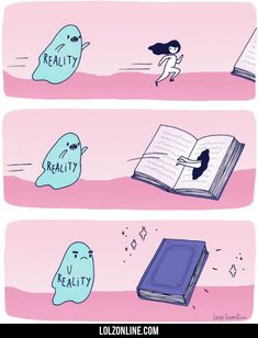 This Is Exactly How Books Work For Me#funny #lol #lolzonline