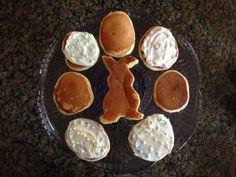 A Trendy Easter Egg Pancake Bar #HopItForward ~ Trendy Mom Reviews #Easter #Pancakes