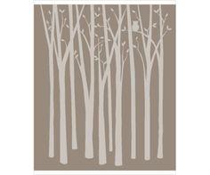 Birch Tree vector   Download vector about birch tree clip art item 2 , vector-magz.com ...