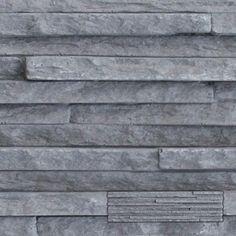 Wandtegel steenstrip palermo grijs 55 x 14,5cm per 1,10m2   Praxis