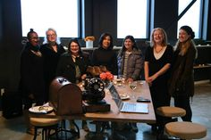 Some of the amazing Austin designers who attended Design Lab's sneak peek reception. Thanks to everyone who attended!