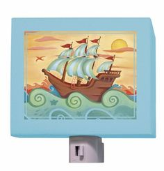 Pirate Ship Canvas Wall Art - Wall Sticker, Mural, & Decal Designs at Wall Sticker Outlet Pirate Art, Pirate Theme, Pirate Ships, Pirate Decor, Pirate Birthday, Murals For Kids, Art For Kids, Pirate Ship Painting, Boat Painting