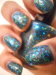 I simply love this polish!!!