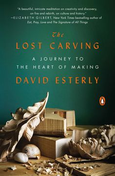 "Read ""The Lost Carving A Journey to the Heart of Making"" by David Esterly available from Rakuten Kobo. ""A beautiful, intricate meditation on creativity and discovery, on fire and rebirth."" —Elizabeth Gilbert Awestruck at th. Woodworking For Kids, Woodworking Books, Woodworking Workshop, Woodworking Projects, Wood Projects, Highland Woodworking, How To Plan, How To Make, Over The Years"