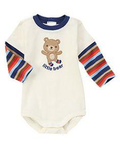 Cuddle Bear Bodysuit