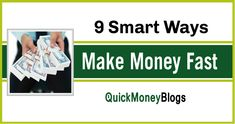 If you are wondering how you can make money fast as you search for a job, below are some fast and smart money-making options worth considering. Make Money Fast, Search, How To Make, Make Quick Money, Searching