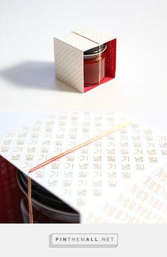 Korean paste package – Kotohogi Design