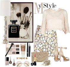"""Add A Little Chanel"" by mzdiamondgirl on Polyvore"