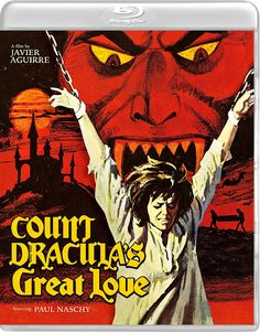 COUNT DRACULA'S GREAT LOVE VINEGAR SYNDROME BLU-RAY