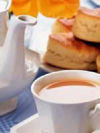 Scottish Recipes: Treacle Scones