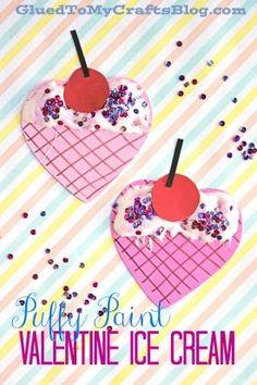 Valentine Art Project Ideas Using Craft Foam Hearts - Glued To My Crafts Preschool Valentine Crafts, Valentine Activities, Valentine Day Crafts, Holiday Crafts, Preschool Projects, Preschool Christmas, Holiday Activities, Kindergarten Activities, Easter Crafts