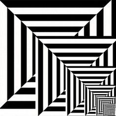 The post Op art appeared first on Frisuren Tips - People Drawing Optical Illusion Quilts, Art Optical, Optical Illusions Drawings, Op Art Lessons, Opt Art, Quilt Modernen, Illusion Art, Art Graphique, Teaching Art