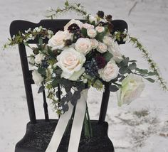 Wedding Flower Silk Bouquet Ranunculus and by Hollysflowershoppe