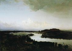 Steppe in the evening Artist: Arkhip Kuindzhi Style: Realism Genre: landscape