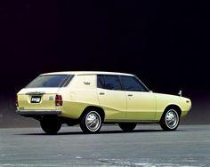 1972 Nissan Skyline Van 1600 Deluxe VC110