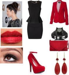 """""""Chic 2"""" by maevadirectioner ❤ liked on Polyvore"""