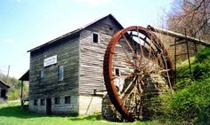 McClung's Mill in Monroe Co. WV