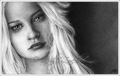 Emilie De Ravin ll by Zindy on DeviantArt