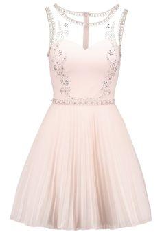 Mit diesem traumhaften Kleid gehört der Abend dir! Chi Chi London Cocktailkleid / festliches Kleid - rose für 76,45 € (04.03.16) versandkostenfrei bei Zalando bestellen.