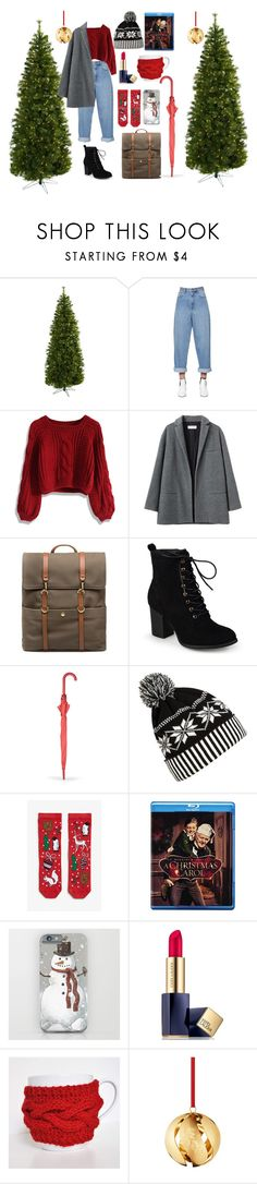 """""""the winter is coming"""" by mxgvi on Polyvore featuring Nearly Natural, Étoile Isabel Marant, Chicwish, Organic by John Patrick, Mismo, Journee Collection, LEXON, WithChic, Monki and Estée Lauder"""