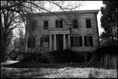 History Fading    The Sayre-Alford House